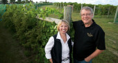 Vineyard owners in Carroll