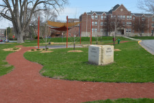Greek Triangle park space