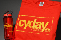 CyDay Friday giveaways