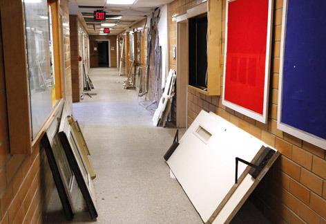 Repurposing The Contents Of Davidson Hall Inside Iowa