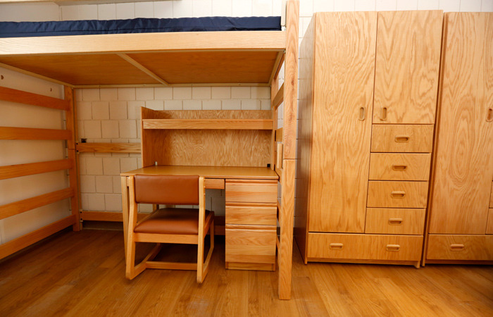 Residence Hall Furnishings Crafted By Inmates Inside