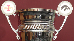 CyHawk Series trophy, cropped