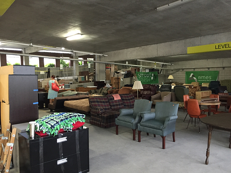 Super Citywide Rummage Sale Aims To Reduce Move Out Waste Inside Machost Co Dining Chair Design Ideas Machostcouk