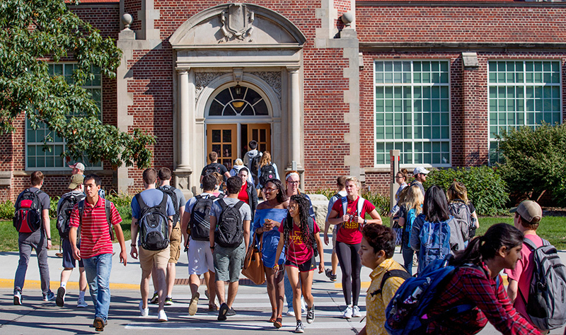 Nook: UNI enrollment steady