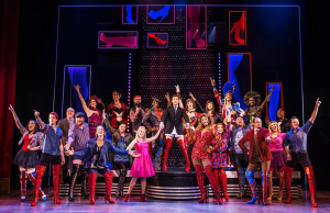 """Kinky Boots"" national tour cast members"