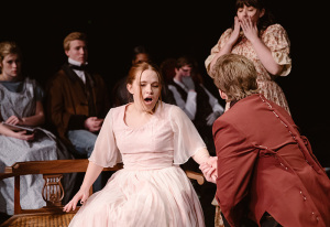 Dress rehearsal for Sense and Sensibility