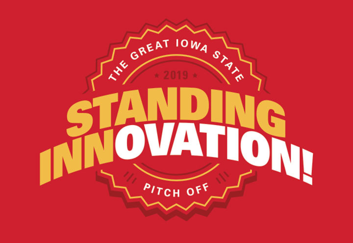 Standing Innovation state fair logo
